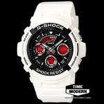 นาฬิกา Casio G-Shock standard Ana-Digi รุ่น AW-591SC-7ADR