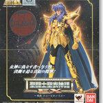 Saint Seiya Cloth Myth EX: Scorpion Gold Cloth 6000y