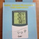 Aเครื่องวัดอุณหภูมิแบบดิจิตอล