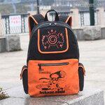 กระเป๋าสะพายนารูโตะ Naruto รุ่น 2015(สีส้ม)