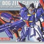 HGUC 1/144 Zeta Gundam Extra Finish Color
