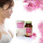 ORIHIRO BBB Best Body Beauty อาหารเสริมเพิ่มขนาดหน้าอกอวบอิ่มหัวนมชมพู ผิวเปล่งปลั่งสมเป็นผู้หญิงด้วยพลังฮอร์โมนเพศหญิงจากญี่ปุ่น