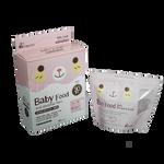 Dr.mama Foody ถุงสต็อคอาหารเด็ก สำหรับแช่แข็งและพกพา / Baby Food Storage Bag