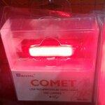 ไฟ comet ชาร์ต USB