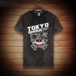 เสื้อยืดลายโตเกียวกูลสไตร์เกาหลี 2016 (Tokyo Ghoul)