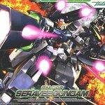 1/100 oo 16 Seravee Gundam 3600y