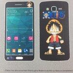 ฟิล์มกันรอย ลายการ์ตูนน่ารักๆ Iphone 5 5S 5C