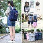 Diniwell Backpack กระเป๋าเดินทางแบบเป้ ใบใหญ่