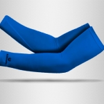 ปลอกแขนกัน UV size XL : King blue