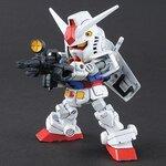 Pre-Order:SD Gundam Cross Silhouette RX-78-2 Gundam & Cross Silhouette Frame Set