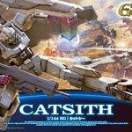 HG GS13 1/144 Catsith 1800y