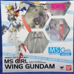 Armored Girl Project (AGP): Wing gundam