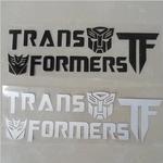 สติ๊กเกอร์ Transformers (7*18 CM) สีดำ