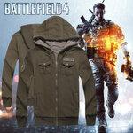 เสื้อฮู้ดกันหนาว Battlefield 4