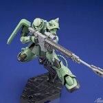 Pre-Order:HG Origin 1/144 MS-06 Zaku II Type C / C5 1,800Yen สินค้าเข้าษได้ถึงวัเดือน9 จ่ายเต็มราคาพิเศนที่