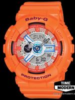 นาฬิกา Casio Baby-G standard Ana-Digi รุ่น BA-110SN-4ADR