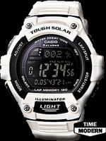นาฬิกา Casio Standard Solar-Powered Digital รุ่น W-S220C-7BVDF