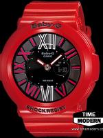 นาฬิกา Casio Baby-G standard Ana-Digi รุ่น BGA-160-4BDR
