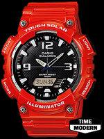 นาฬิกา Casio Standard Solar-Powered Analog-Digital รุ่น AQ-S810WC-4AVDF