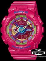 นาฬิกา Casio Baby-G G-standard Analog-Digita รุ่น BA-112-4AJF