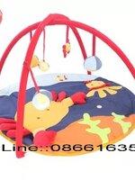 เพลยิมที่นอนกิจกรรมสำหรับเด็ก เสริมสร้างพัฒนาการทุกด้าน อารมณ์ สายตา เสียง กล้ามเนื้อ สีสันสดใสค่ะ