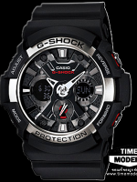 นาฬิกา Casio G-Shock Standard Ana-Digi รุ่น GA-200-1ADR