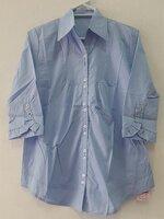 #สินค้าลดราคา #เสื้อเชิ้ตคลุมท้องแฟชั่น สีฟ้า คอปกแขนยาว กระดุมหน้า ผ้านิ่มใส่สบาย ดูสุภาพเรียบร้อบ ใส่ทำงานหรือใส่เที่ยวก้อเก๋ไก๋เลยจร้า