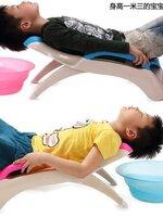 #เก้าอี้สระผมเด็ก ช่วยให้การสระผมเป็นเรื่องง่าย ทำให้เด็กๆ สนุกกับการสระผม การเป็นเรื่องสนุก และยังช่วยให้คุณแม่เบาแรงได้อีกด้วยค่ะ