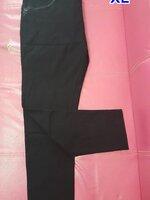 #กางเกงใส่ทำงานคุณแม่ MOM เป็นกางเกงขายาวสีดำ มีกระเป๋าหน้าและกระเป๋าหลัง พร้อมสายปรับที่เอว ผ้าเนื้อนิ่มใส่สบาย