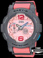 นาฬิกา Casio Baby-G standard Ana-Digi รุ่น BGA-180-4B2DR