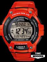 นาฬิกา Casio Standard Solar-Powered Digital รุ่น W-S220C-4AVDF
