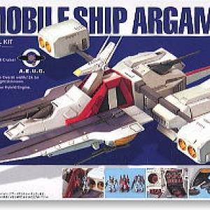 EX-Model18: 1/1700 Argama Mobile Ship 3500y