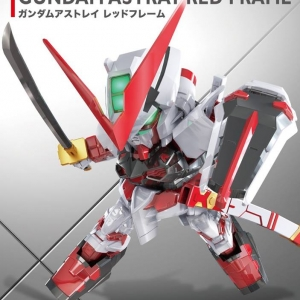 SD Gundam: EX-Standard07: Astray Red Frame 600y