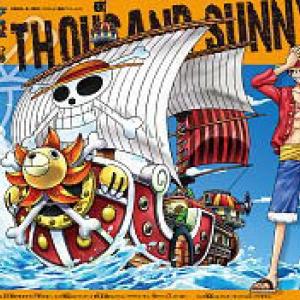 Grand Ship Collection01:Thousand Sunny 1600