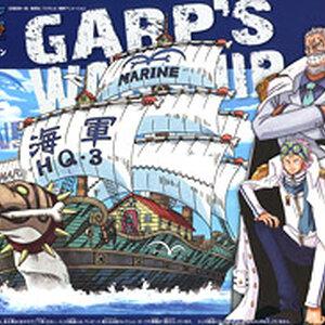Grand Ship Collection08: Garp's WarShip 1600y