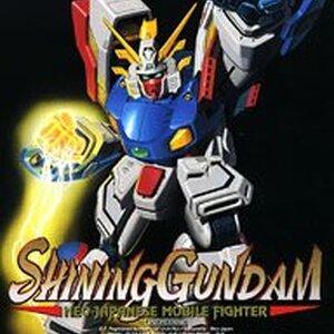 1/100 G-01 Shinning Gundam 1500yen