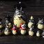 โมเดลโทโทโร่ 15 ตัว/ชุด (My Neighbor Totoro)