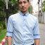 เสื้อเชิ้ตสีฟ้า รุ่นปกตัด thumbnail 1