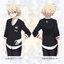 เสื้อถักแขนยาวกันหนาว เรือรบโมเอะ (Kantai Collection)