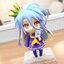 Nendoroid - No Game No Life - Shiro (ของแท้ลิขสิทธิ์)