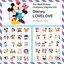 Disney LOVELOVE thumbnail 2