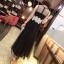 ชุดเดรสยาว แฟชั่นเกาหลี maxi dress thumbnail 11