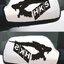 สติ๊กเกอร์หมาป่าraccing HKS ติดกระจกข้างรถสีขาว(ภาพแทน) 1pack/2 แผ่น thumbnail 1