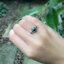 แหวนเงินแท้ประดับประดับหินและมาร์คาไซท์ thumbnail 8