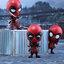 Hottoys Cosbaby Q HT Deadpool 2016 (ของแท้ลิขสิทธิ์)