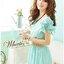 Korean fashion chiffon dress (ไม่รวมเข็มขัด) thumbnail 5
