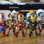โมเดลไอรอนแมน Ironman 3(ชุดที่ 4) ในชุดมี 6 ตัว/ชุด