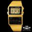 นาฬิกา Casio Data Bank เรือนทองยอดนิยม รุ่น DBC-611G-1DF thumbnail 1