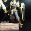 (ล็อต2)Pre_Order: P-bandai: RG 1/144 Gundam Astray Gold Frame 3000y สินค้าเข้าไทยเดือน11 มัดจำ 500 thumbnail 9