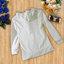 เสื้อคลุมเสื้อกันหนาว ผ้าคอตตอนไม่หนาไม่บาง ด้านในผ้าสำลีคะ ติดซิปหน้า สินค้าจริงตามแบบคะ thumbnail 2